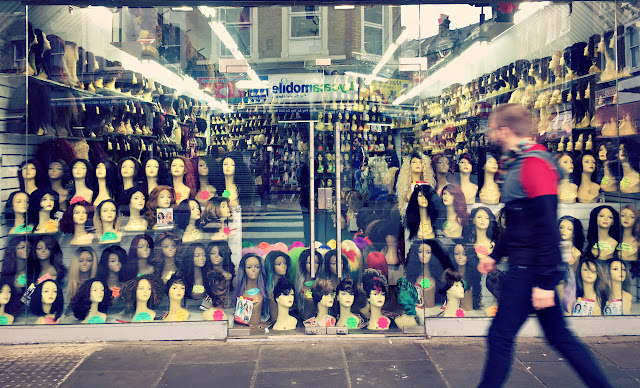 Brixton quite wig obsessed.
