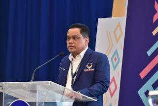 Tanggapan Anggota DPR RI Charles Meikiyansyah Terkait Kerangka Ekonomi Makro dan  Pokok-Pokok Kebijakan Fiskal RAPBN 2021