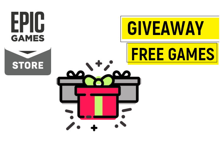 Giveaway Epic Games