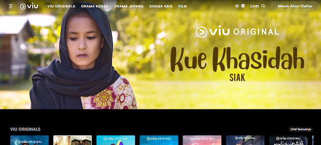 VIU Original Series Indonesia