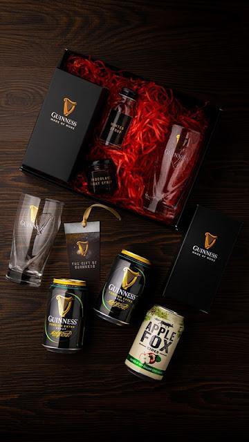 Guinness Christmas Gift Set - The Christmas Spirit