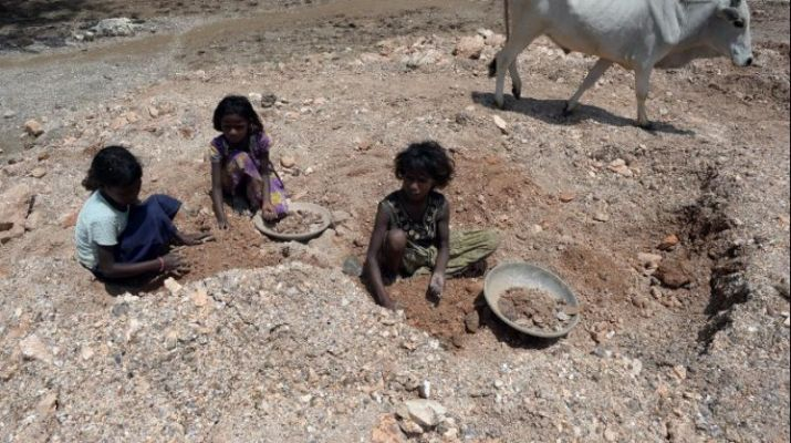 mica mining districts of Jharkhand and Bihar