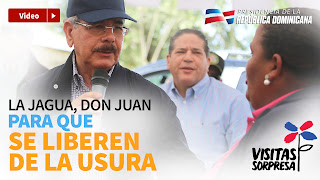 VIDEO: La Jagua, Don Juan. Para que se liberen de la usura Domingo, 04