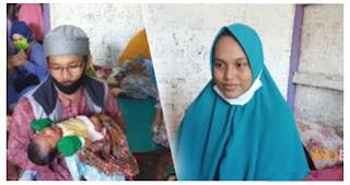 Kondisi Melahirkan tanpa Hamil yang Dialami Siti Jainah Warga Cianjur