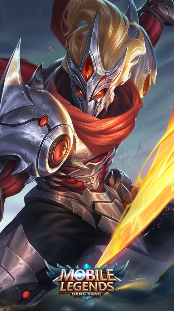 Wallpaper Hayabusa Experiment 21 Skin Mobile Legends HD for Android and iOS