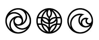 Future World West Epcot Logos