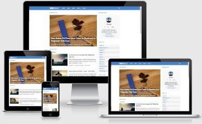VioMagz Free Download Gratis -Template Terbaru Mas Sugeng