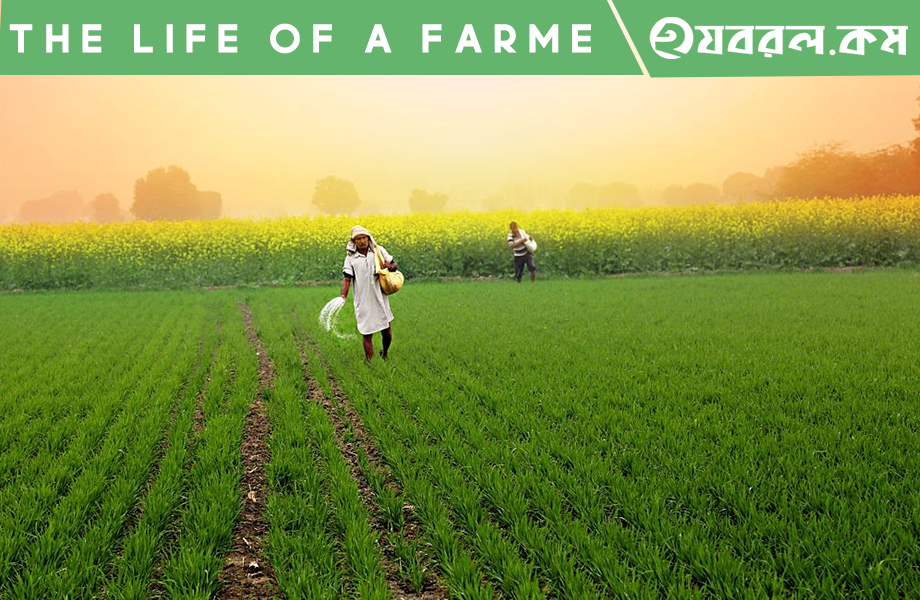 The Life of a Farmer | Paragraph