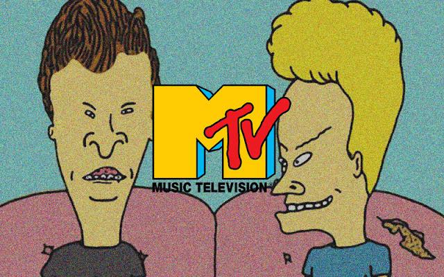 MTV Beavis and Butt Head