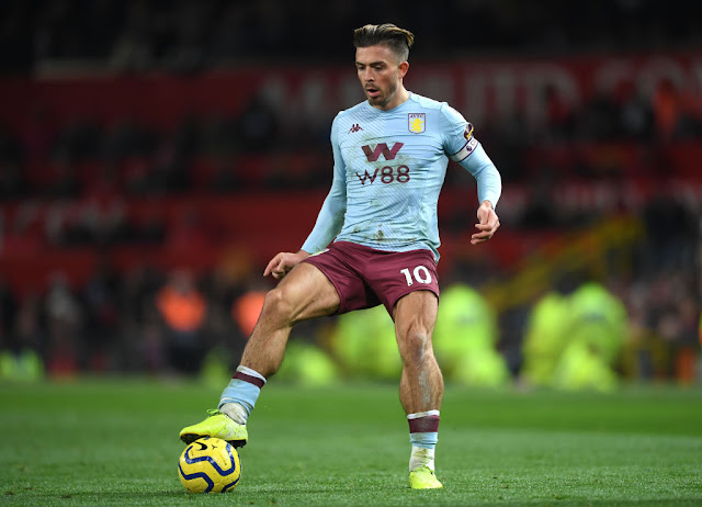 Jack Grealish is better than Naby Keita, Wijnaldum and Phil Foden. Liverpool should go for him - Andy Gray, Jack Grealish better than Fodan