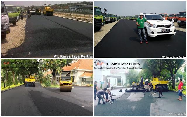 Jasa Aspal Hotmix, Kontraktor Pengaspalan Jalan, Jasa Perbaikan Jalan