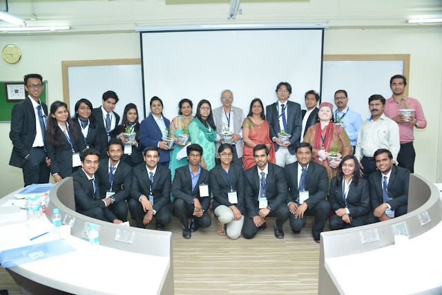 Vivekananda education society's Institute of management Studies and Research conducts seminar on social entrepreneur