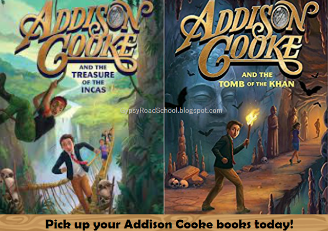 Addison Cooke books