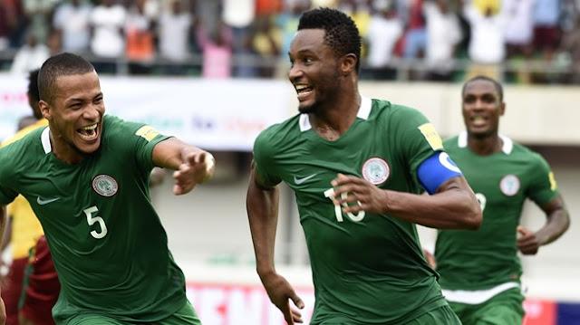 Nigeria se convirtió en el primer equipo en ganar la clasificación a Rusia 2018 en la eliminatoria africana