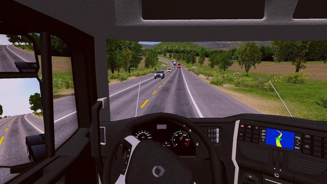 World Truck Driving Simulator Hileli APK