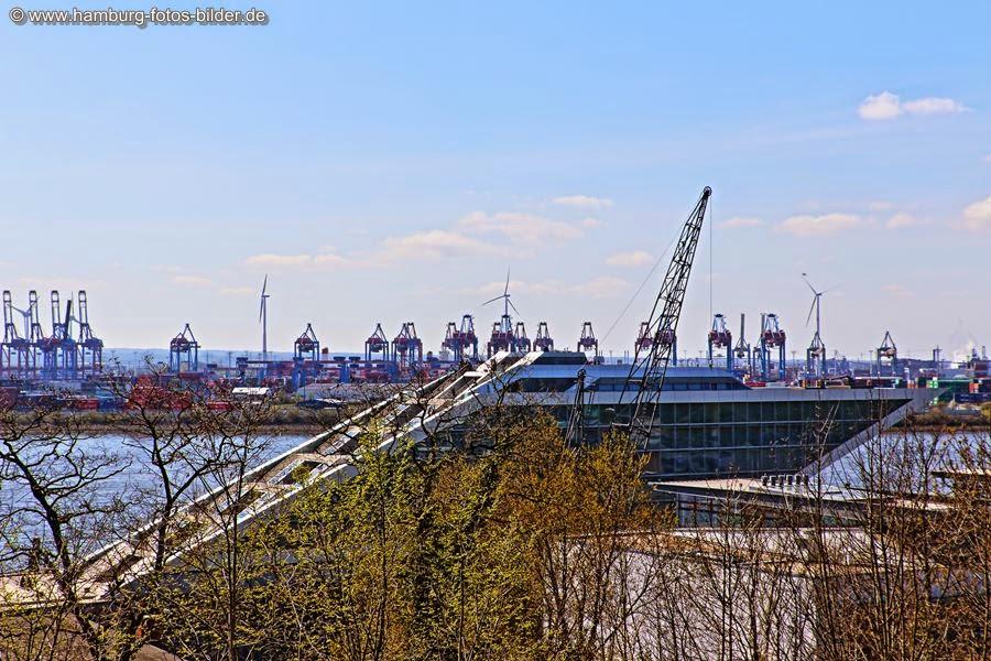 Dockland Seitenansicht