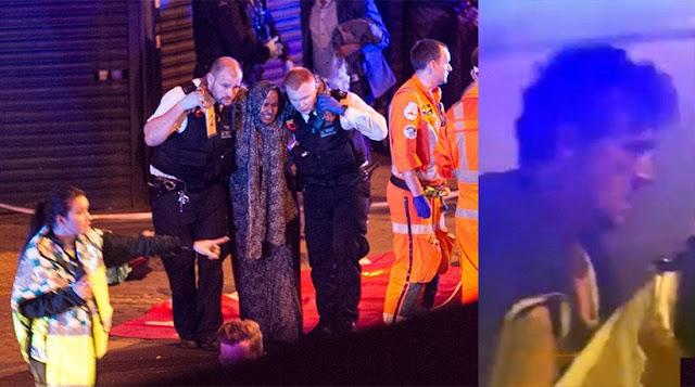 ΟΥΡΛΙΑΖΑΝ ΟΙ ΜΟΥΣΟΥΛΜΑΝΟΙ - Νέα επίθεση στο Λονδίνο με Βαν που τους τσαλαπάτησε ολους και φώναζε με δύναμη