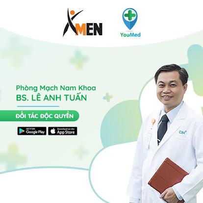 Phòng mạch tư vấn nam khoa Bác sĩ Lê Anh Tuấn