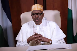 News: Buhari reveals what he expects to happen to APC in few months' time