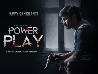 Power Play Telugu Full HD Movie Download Leaked Tamilrockers Filmyhit kuttymovies download hub