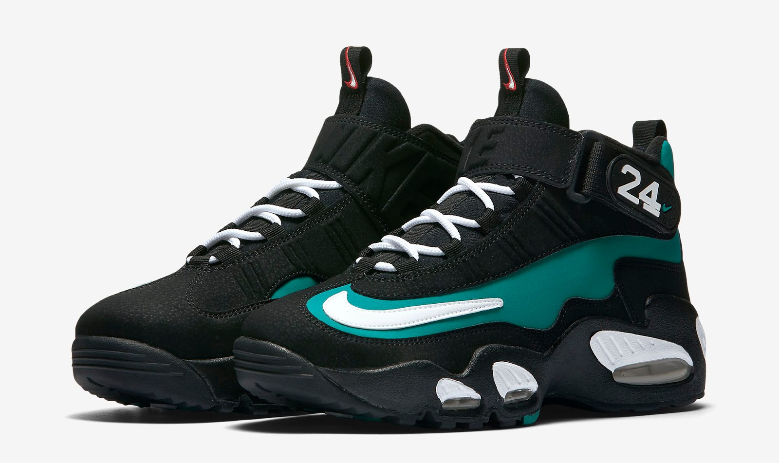 best sneakers 4a470 21c4f In celebration of Ken Griffey Jr. getting elected to the 2016 Class of the  National Baseball Hall of Fame, Nike Sportswear is set to bring back his  first ...