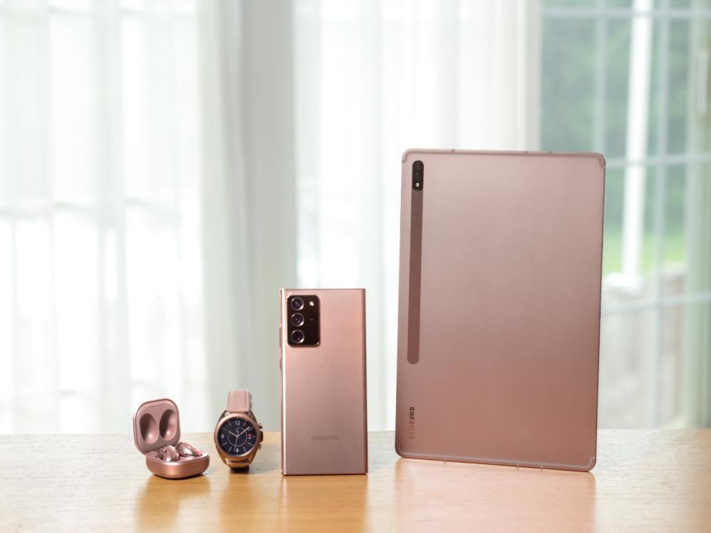 El ecosistema Samsung presenta cuatro nuevos productos Galaxy