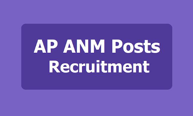 AP ANM /MPHA (F) Posts