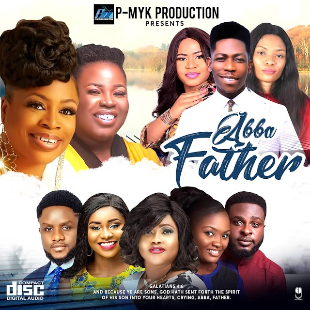 """P-Myk Production Releases Mixtape """"Abba Father"""""""