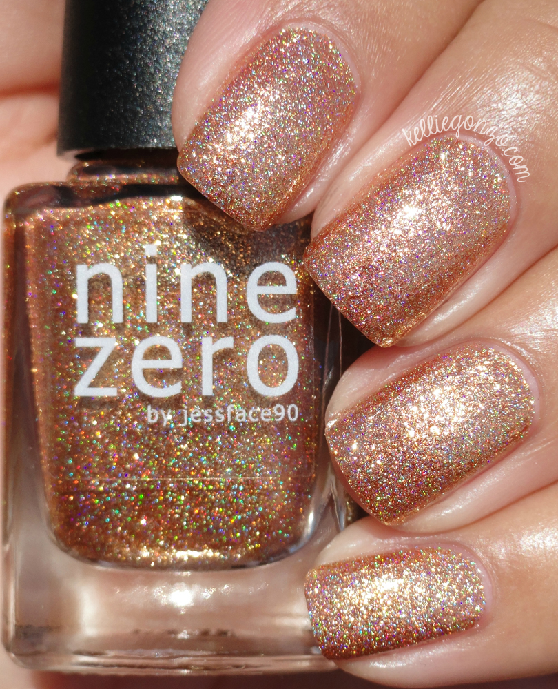 Nine Zero Lacquer Holy Fire