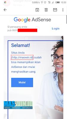 Begini cara mendaftar Adsense dengan mudah 2019