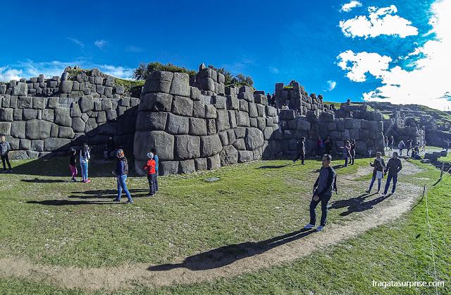 Templo de Sacsayhuaman, Cusco, Peru
