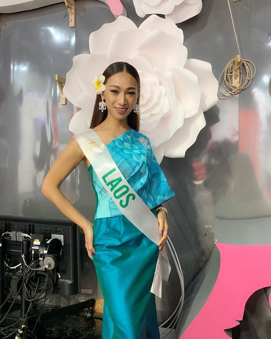 Kanrayany Phothimath – Miss International Queen Laos 2019