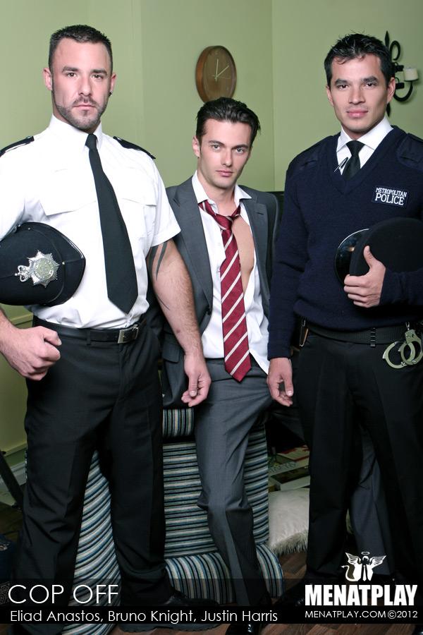 Cop Off - Eliad Anastos, Bruno Knight And Justin Harris Cover