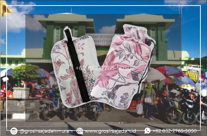 Beli Sajadah Termurah di Grosir Sajadah Pasar Beringharjo | +62 852-2765-5050