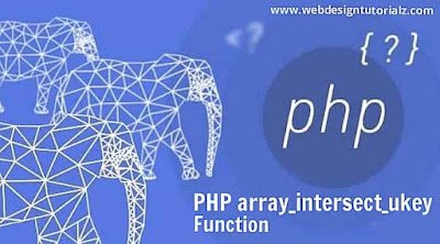 PHP array_intersect_ukey() Function