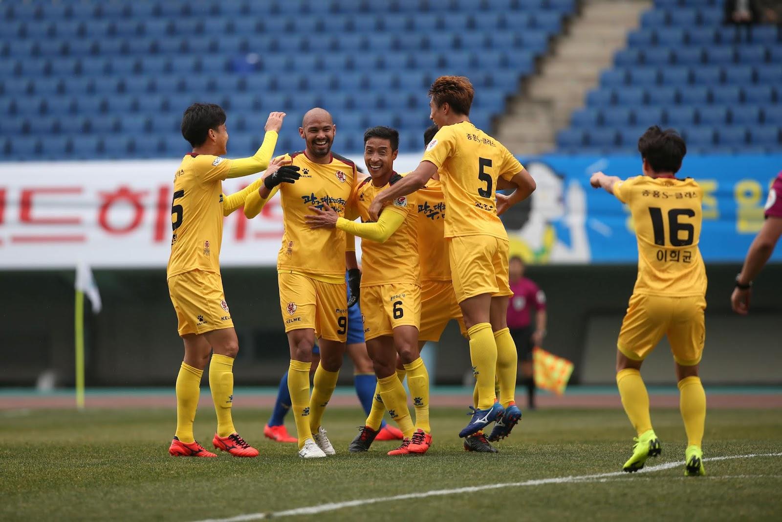 Preview: Gwangju FC vs FC Anyang K League 2 Round 5