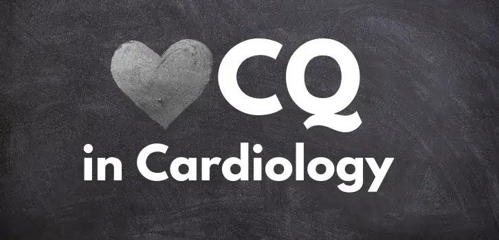 Paediatric Cardiology mcq