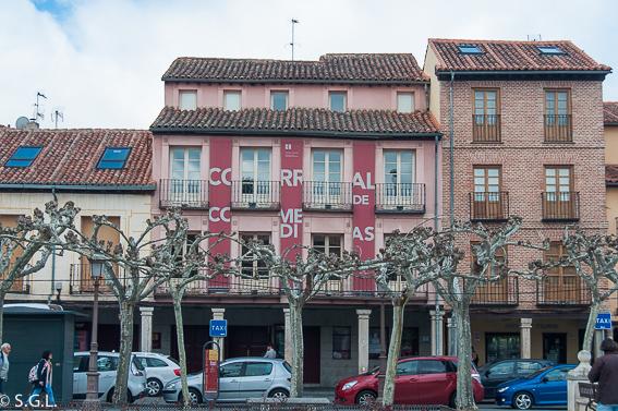 Corral de comedias. Alcalá de Henares. Madrid