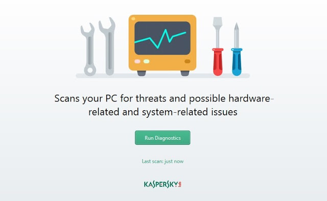 Kaspersky Diagnostics