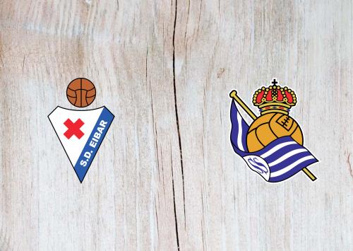 Eibar vs Real Sociedad -Highlights 26 April 2021