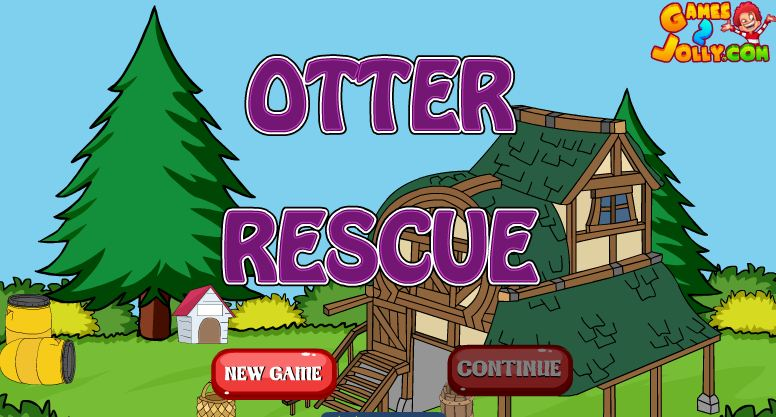 Otter Rescue Walkthrough