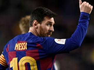 Leo Messi Salary 2020