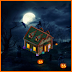 The Pumpkin Farm Stable - FarmVille Spookstown Soiree Self Contained Crafting