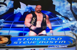 WWE Smackdown! Here Comes the Pain - Stone Cold Steve Austin