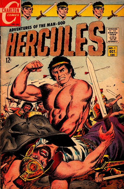 Hercules.The Adventures of the Man-God.