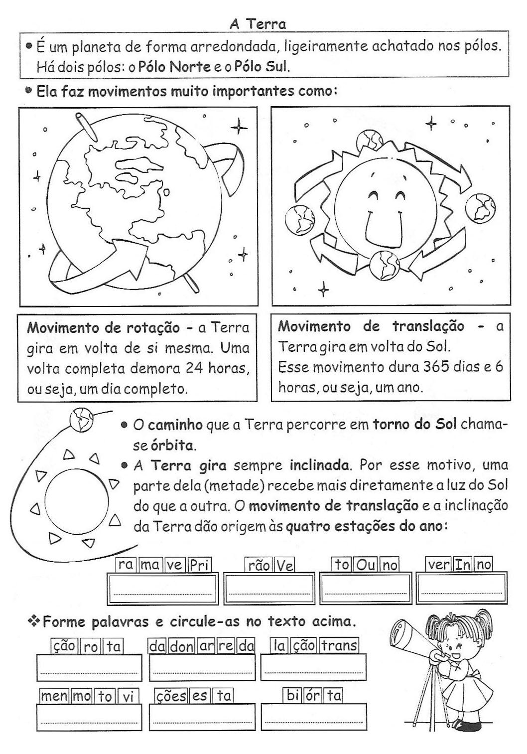 Amado BIBOCA AMBIENTAL : ATIVIDADES GEOGRAFIA - ENSINO FUNDAMENTAL XY48