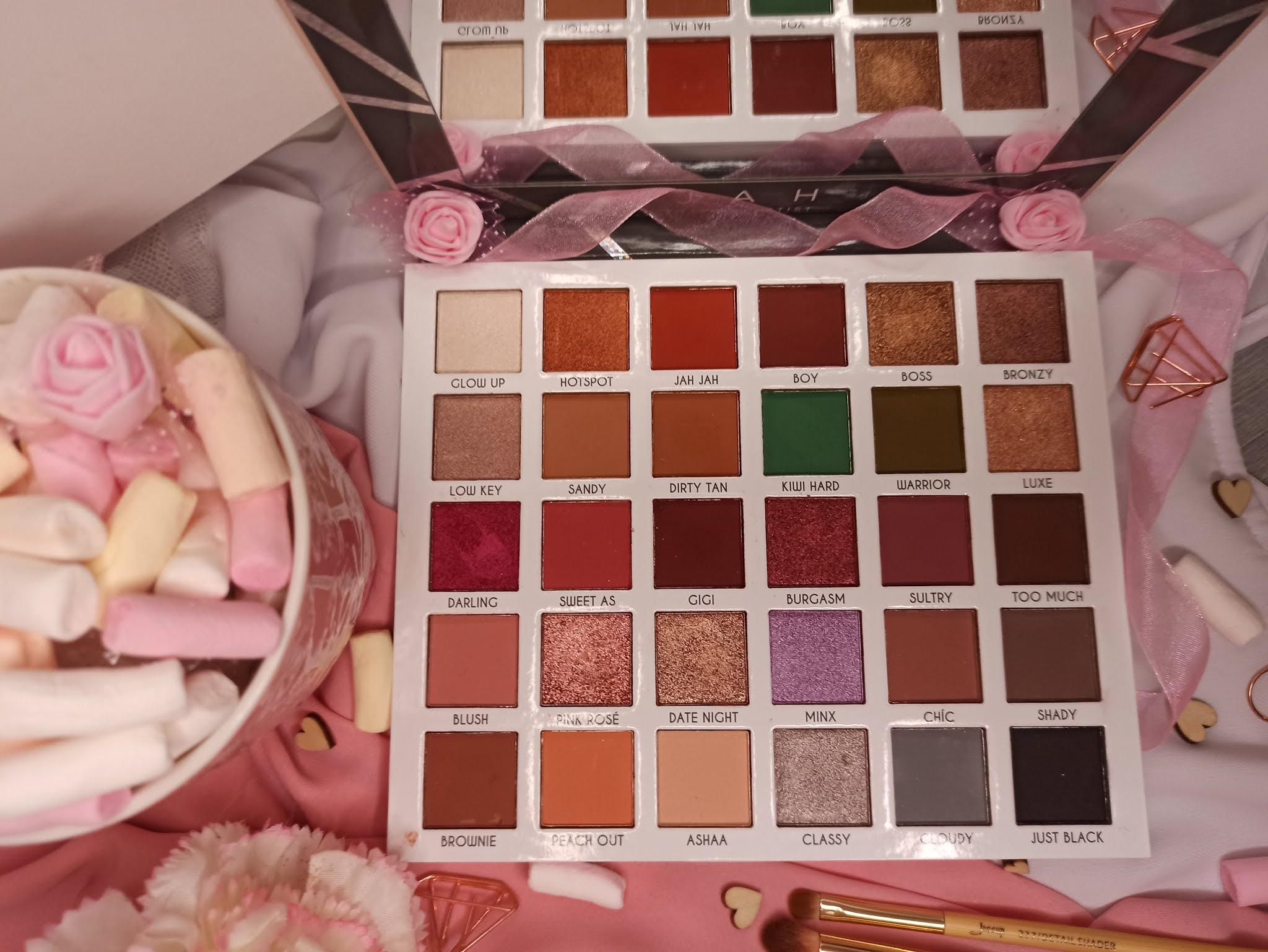 kolory w palecie Jah Clientele Palette,