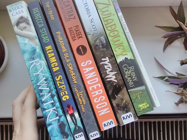książki, prezent, dzień dziecka