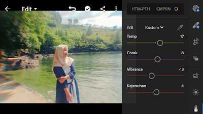 Cara Membuat LUT Sendiri Untuk Filter Instagram di Lightroom pemula