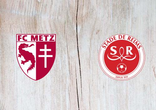 Metz vs Reims -Highlights 20 September 2020
